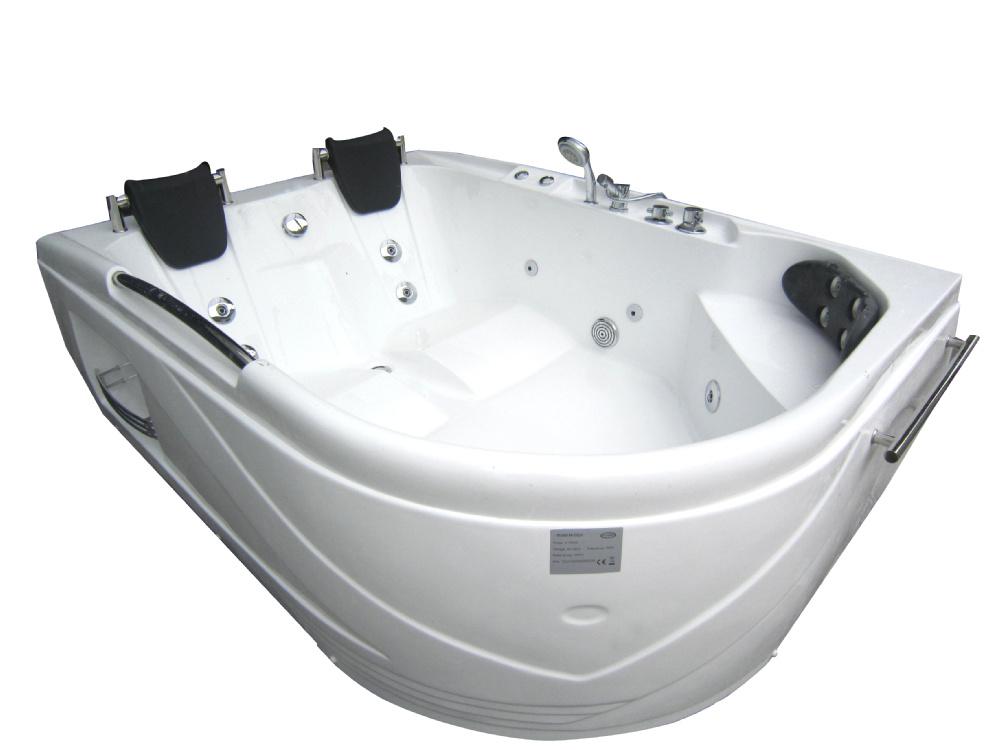 Double Luxurious Leisure Whirlpool SPA Bathtub (M-2023 R/L)