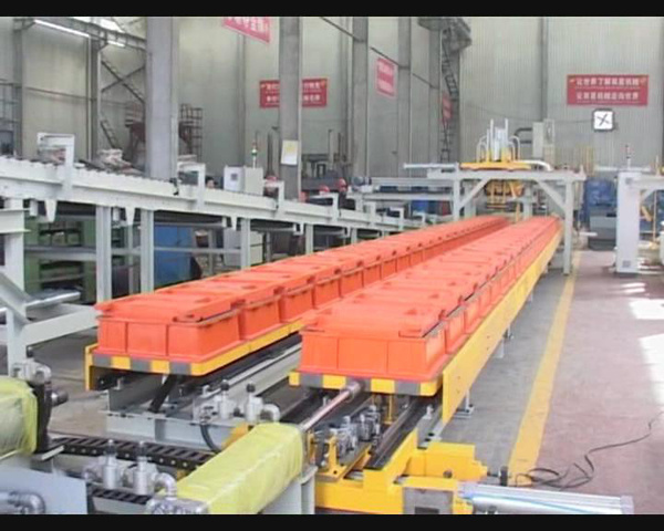 Green Sand Automatic Foundry Casting Molding / Moulding Machine