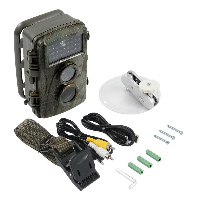 "12MP 1080P 2.4"" LCD IR Scouting Camera"