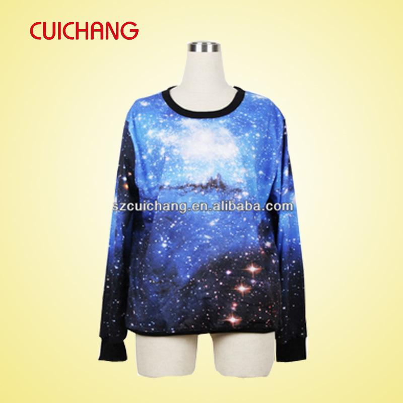All Over Print Custom Sweater