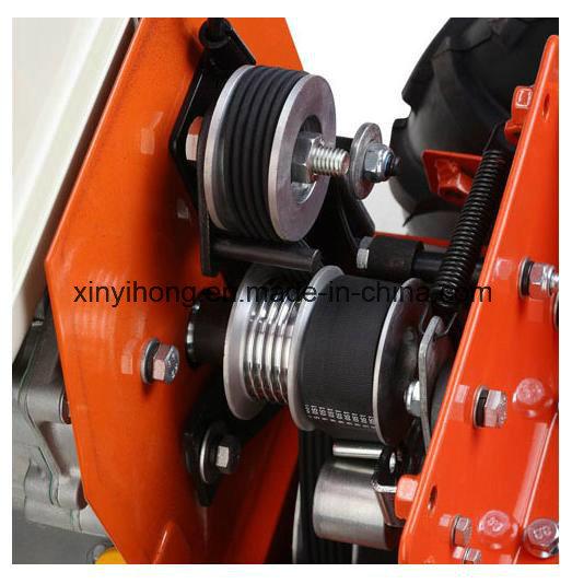 500mm Tilling Width 6.5HP Gasoline Rotary Cultivator Power Tiller