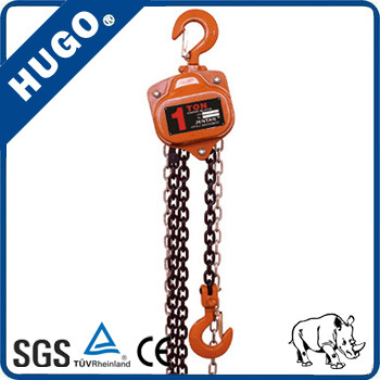 Stainless Steel Hand Chain Hoist Pulley