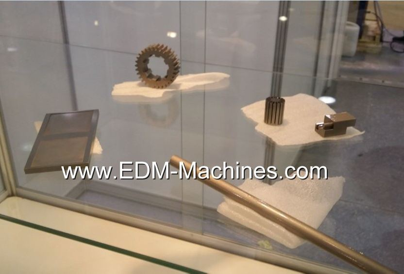 CNC Wire Cut EDM-C Type Colum, Steady Cutting