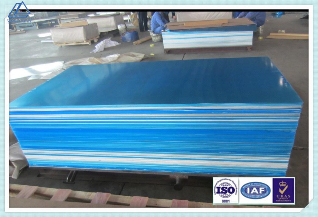 5052 5083 6061 Mill Finish Plain Aluminum/Aluminium Alloy Sheet