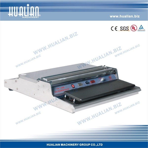 Hualian 2017 Cling Film Tray Wrapping Sealer (TW-450E)