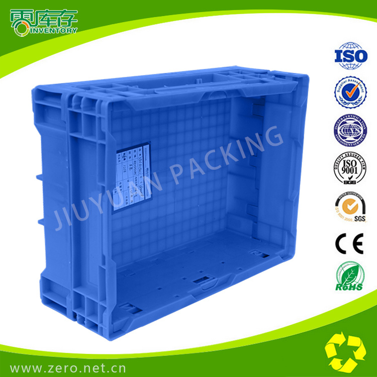 Professional Manufacturer Mesh Folding Plastic Crate