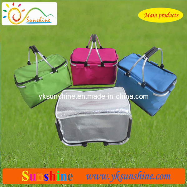 Shopping Basket with Cooler Bag (XY-303C)