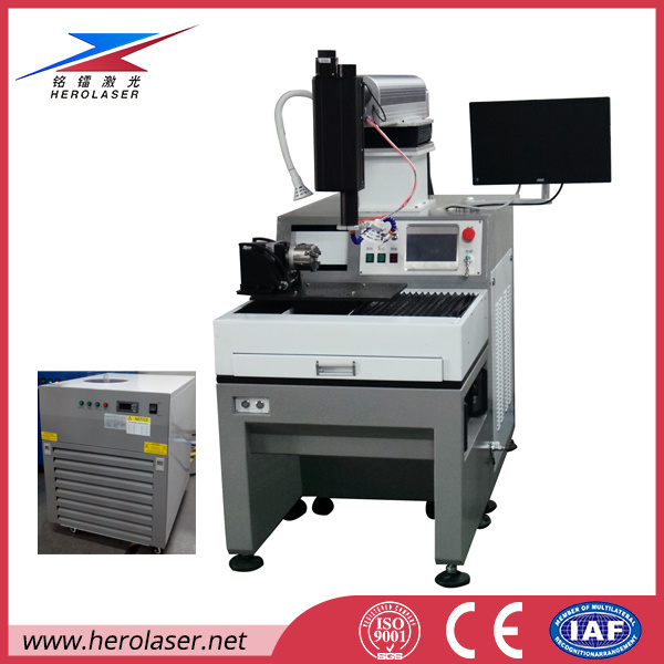 Laser Welding Machine for Miniature Bearings