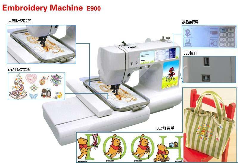 mini embroidery machine