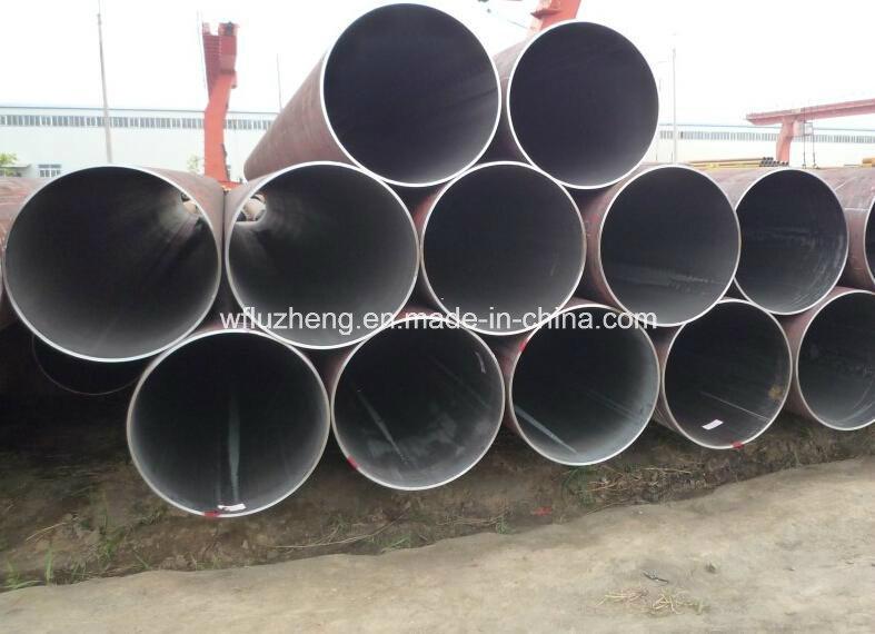 20inch Sch40 Std Seamless Pipe, API 5L Psl1 Gr. B 20inch 508mm Steel Pipe