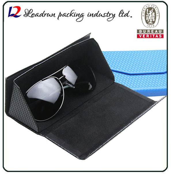 Fashion Reading Glass Case Luxurious Sun Glass Case Eyewear Case (HX397)