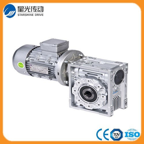 Cast Iron Body Worm Gearbox with Explosion-Proof Motor