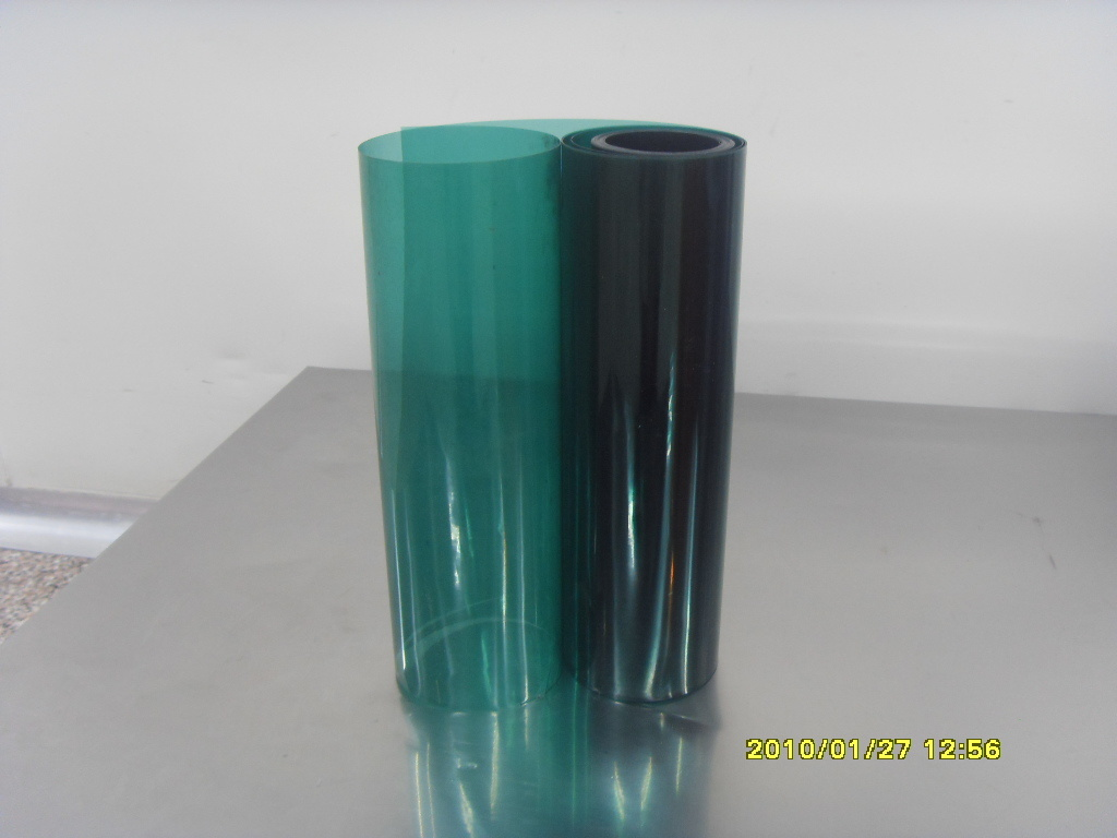 Rigid PVC Film for Medical Package