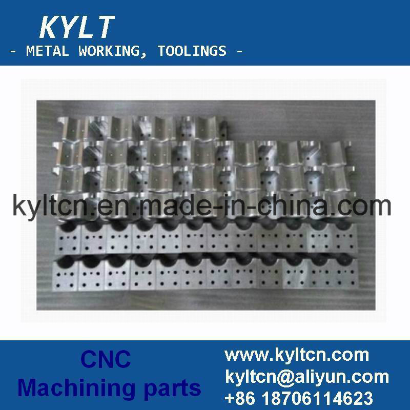 China Cheap Aluminum Alloy CNC Machining Rapid Prototype with Good Quality