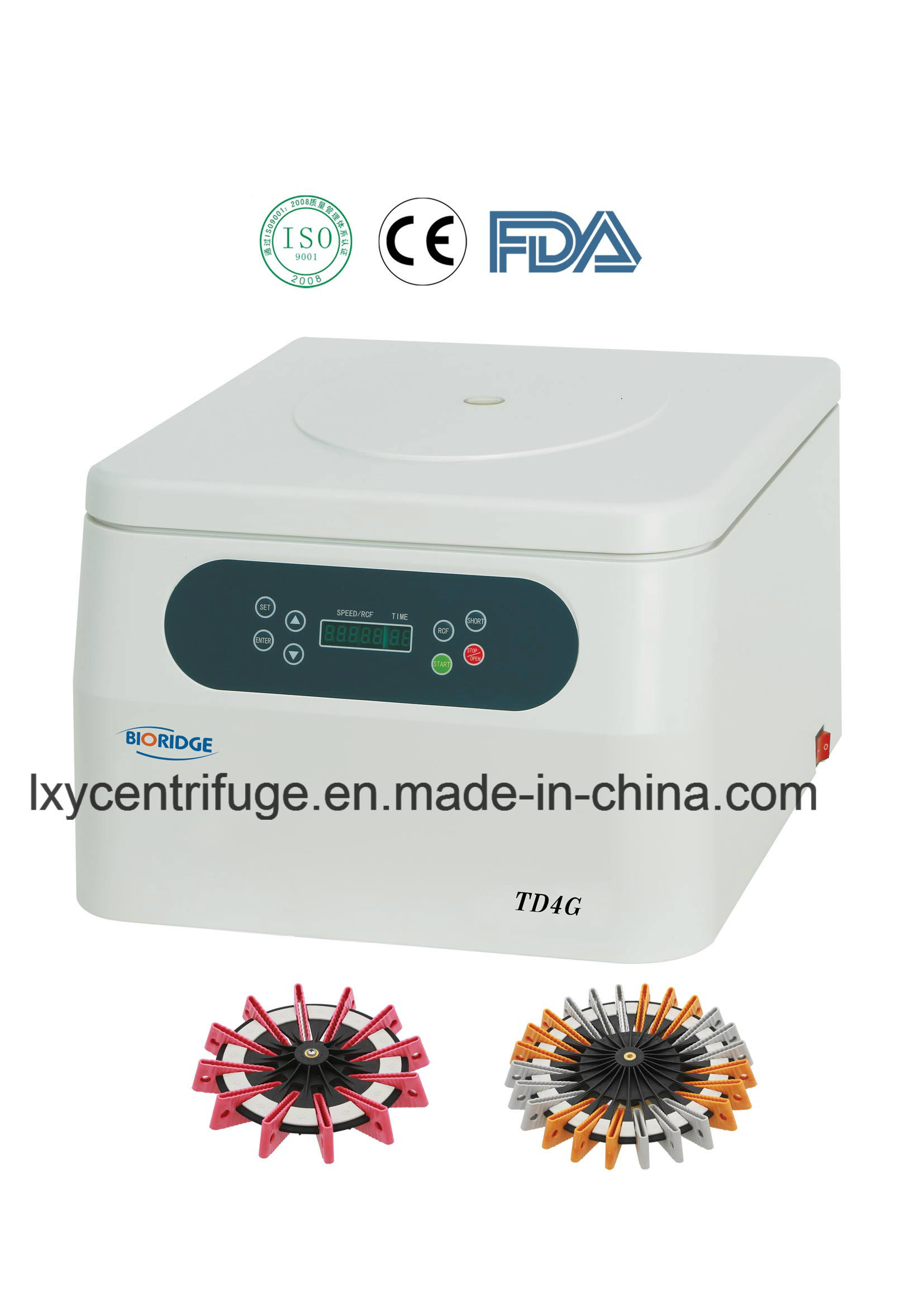 Blood Type Card Centrifuge (TD4G)