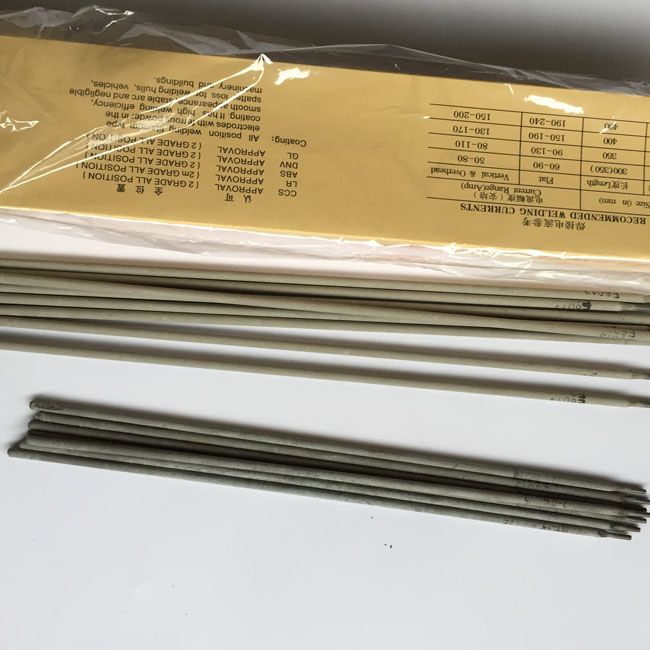 Mild Steel Arc Welding Rod E6013 4.0*400mm