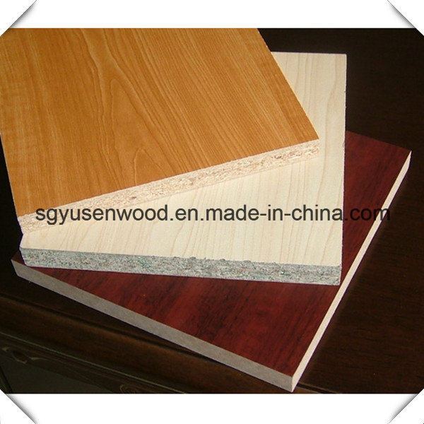 18mm Melamine Particleboard/Chipboard for Furniture