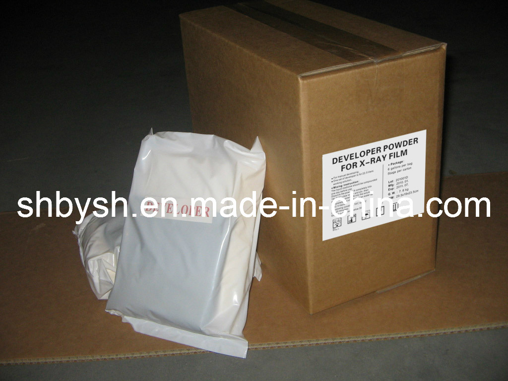 Developer Powder/Fixer Powder/X-ray Chemical