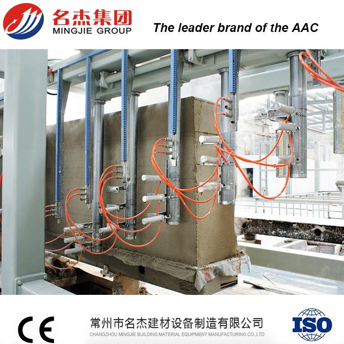 Resistant AAC Block Equipment Sand Lime Brick Plant 50000 M3