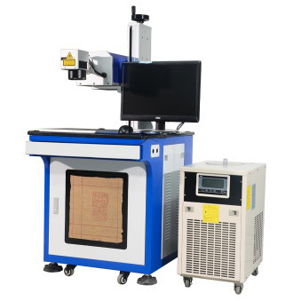 UV Purple 355nm and Laser Marking and Engraving Machine
