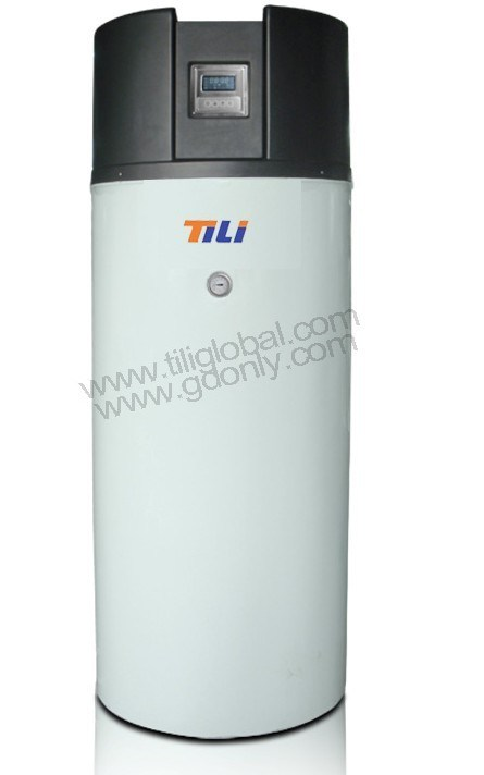Air Source Packaged Water Heater Monobloc Type