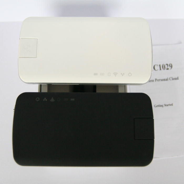 3G Wireless Personal Cloud Support Router Internet, Power Bank, SD Card Reader, USB Interfaces (HF-1029)