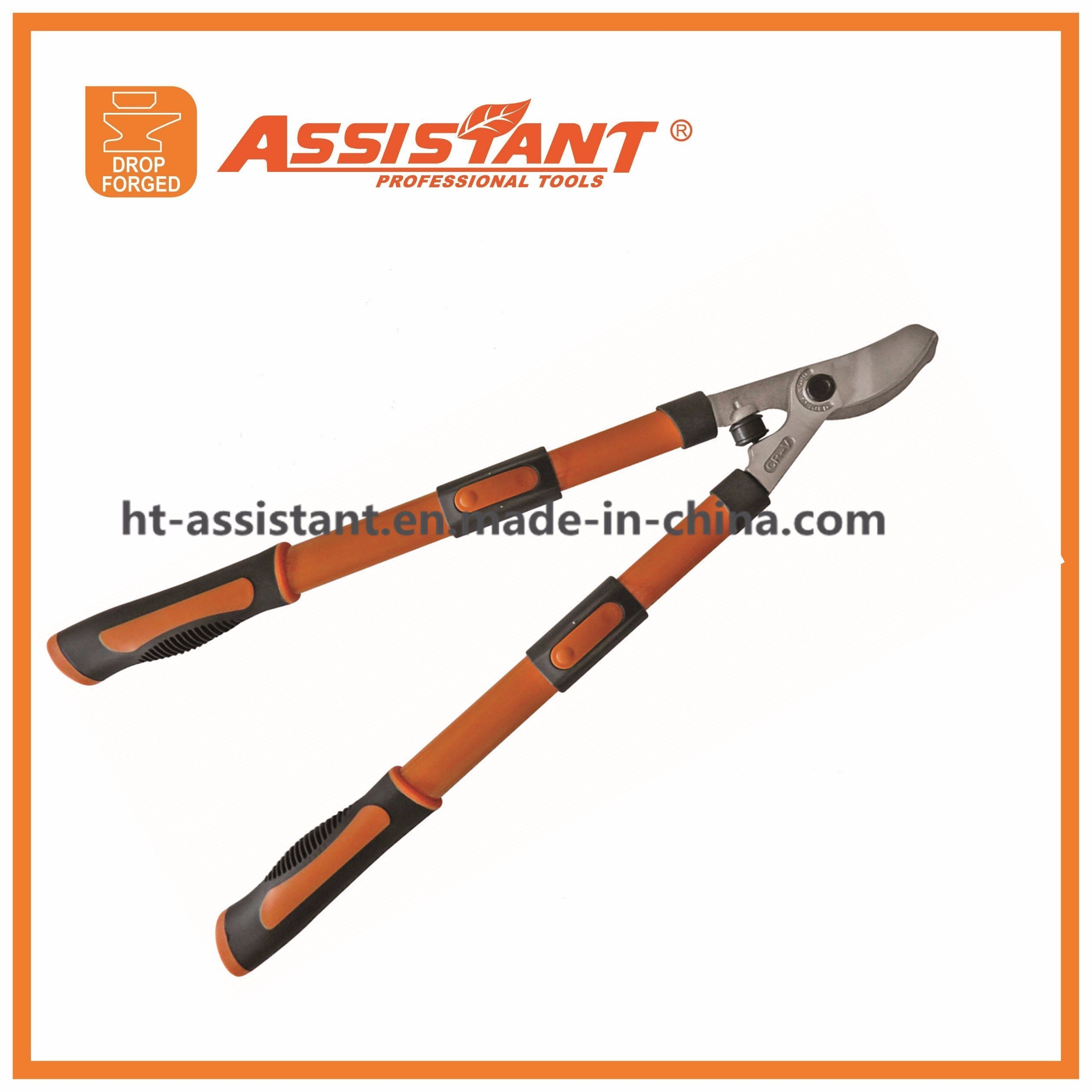 Extendable Lopping Shears Landscape Orchard Drop Forged Pruning Bypass Loppers