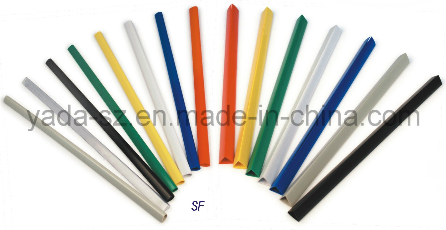 Plastic PVC File Slide Binder for Binding (YD-7)