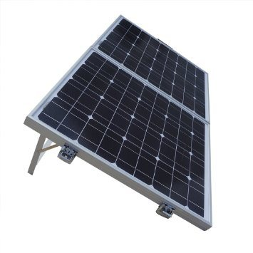 120W Folding Solar Panel for Camping with 7m Cable