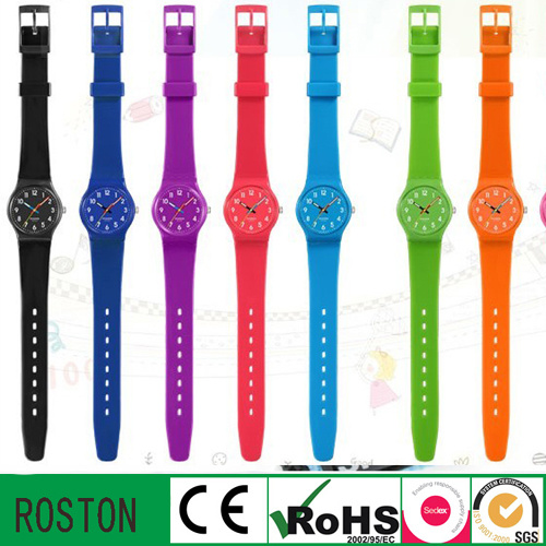 Water Resistant Quartz Movement Children Watch Promotion Gift