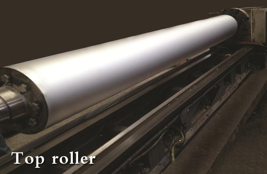 Plain Roller for Figured Glass
