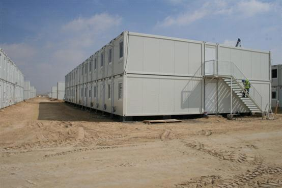 Container Home/Mobile Home/Prefabricated Home/Modular Home (SH101)
