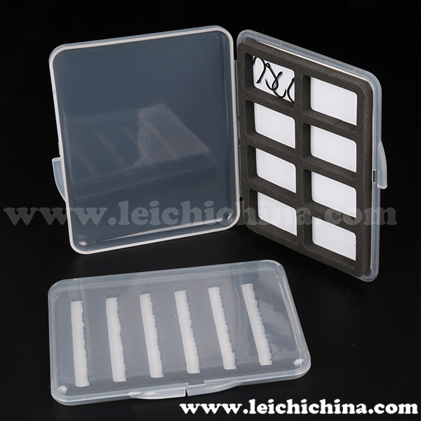New Arrivel Super Slim Plastic Fly Fishing Box