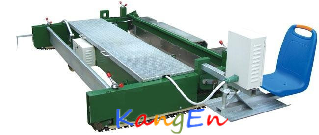 Paver Machines for Running Track (TPJ-2.5)