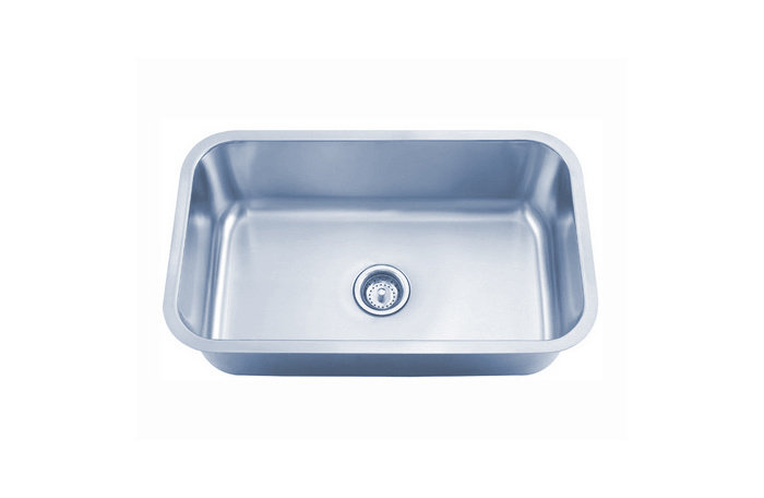 Single Bowl Undermount Kitchen Sink - China Single Bowl Kitchen Sink ...