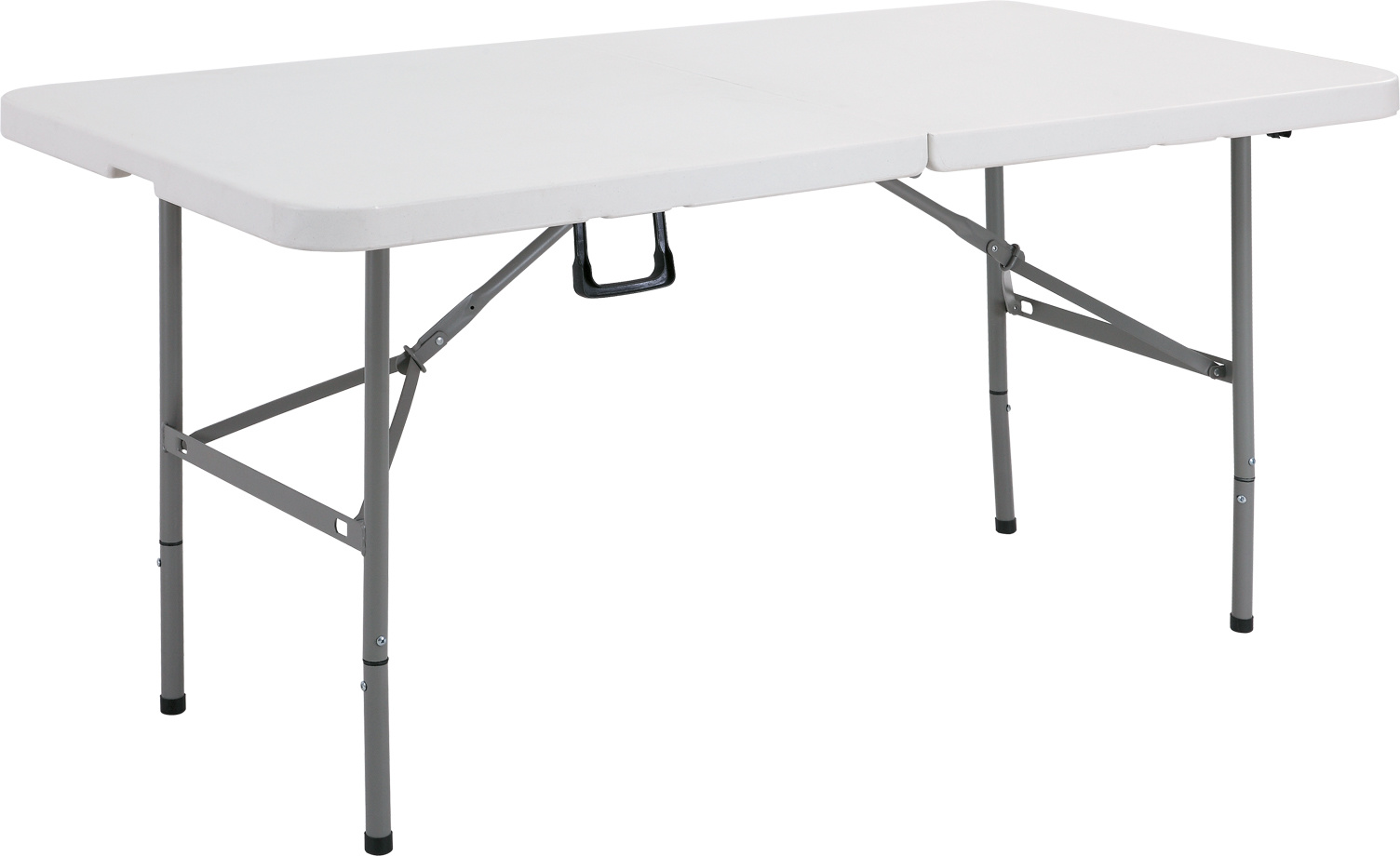 절반 플라스틱 테이블 (YCZ-152Z)에 있는 5FT 겹 – 절반 플라스틱 ...