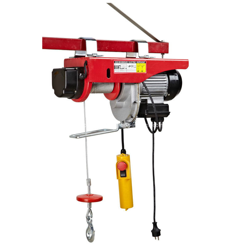 490/980kg Electric Hoist