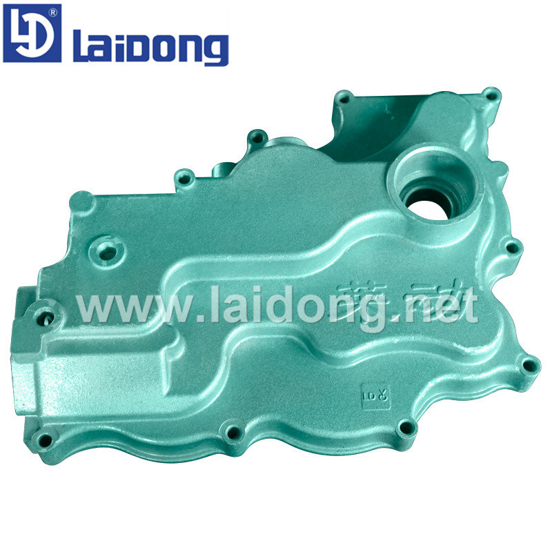 Diesel Engine Parts Piston Gear Case Cover