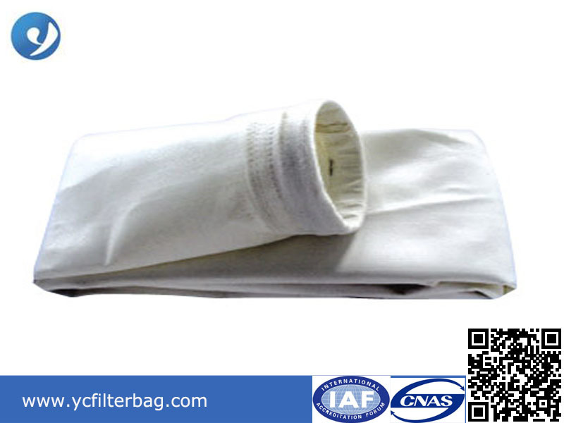 Filter Bag Polyester Filter Bag for Baghouse