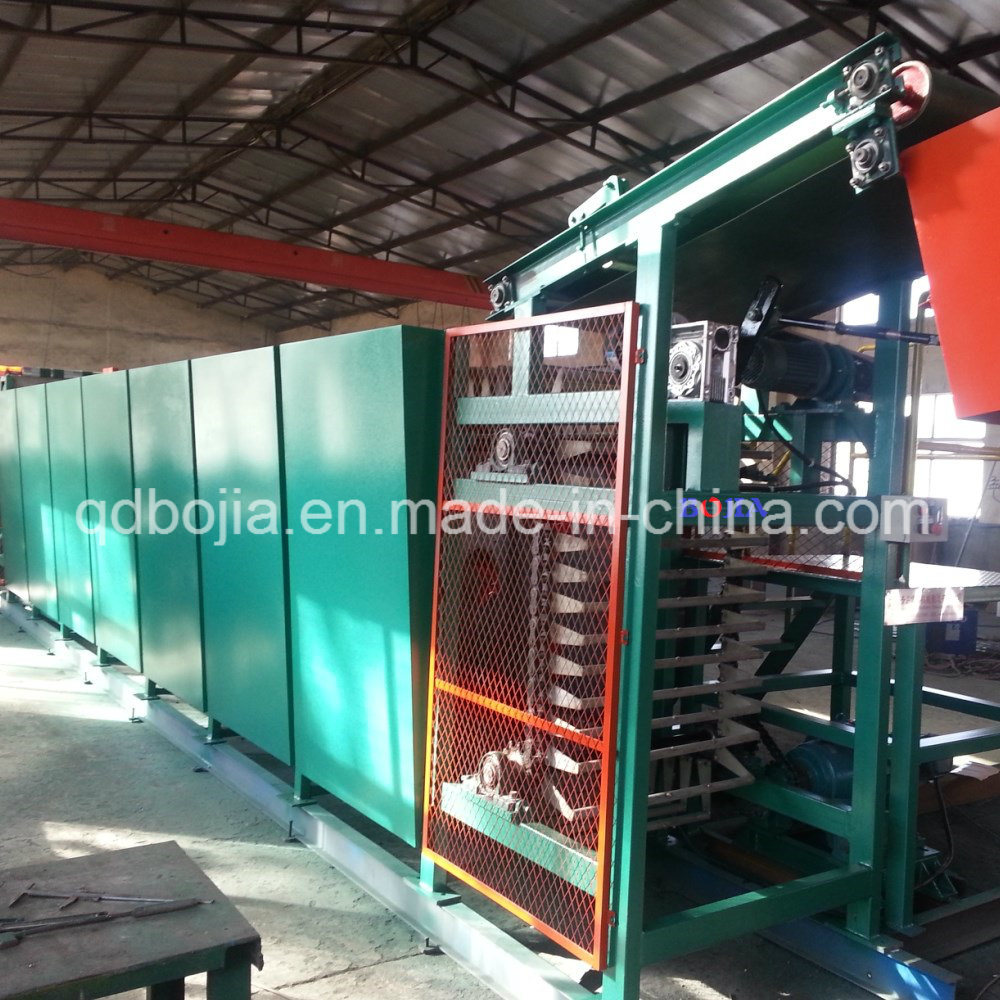 Floor-Standing Type Rubber Sheet Cooling Machine