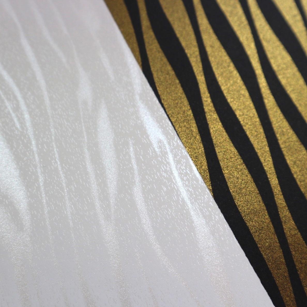 Metallic Melamine Impregnated Paper for Furniture, Laminated Board