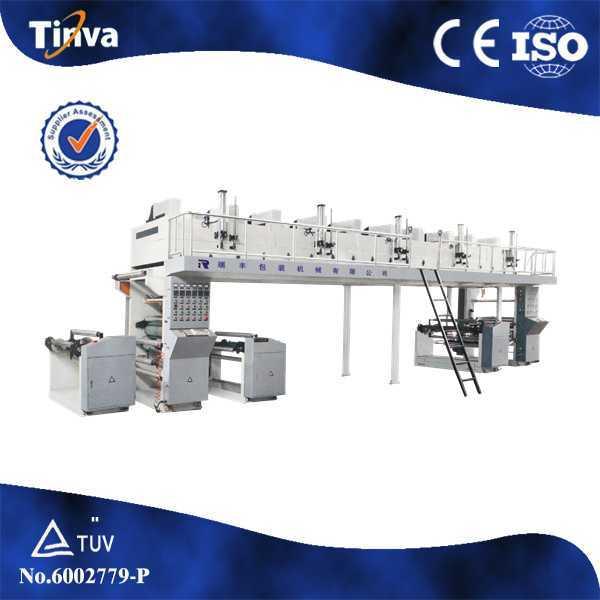 Lgf High Speed Dry Laminating Machine