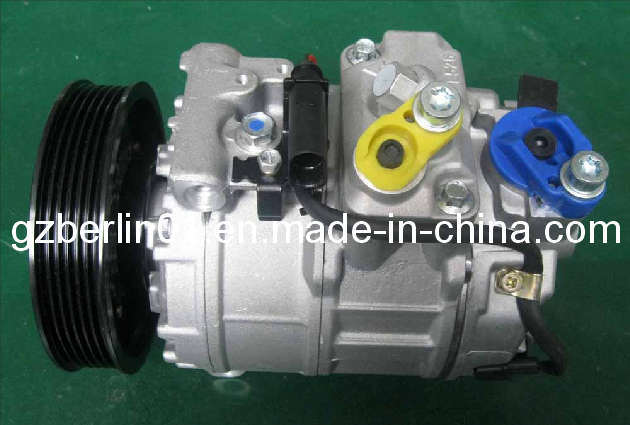Auto AC Compressor for Audi A6L 2.4 - China Auto Air Compressor,Auto ...