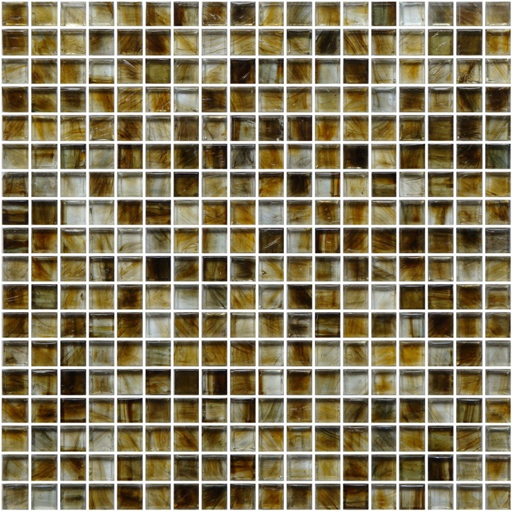 Glass Mosaic Tiles (AD6154)