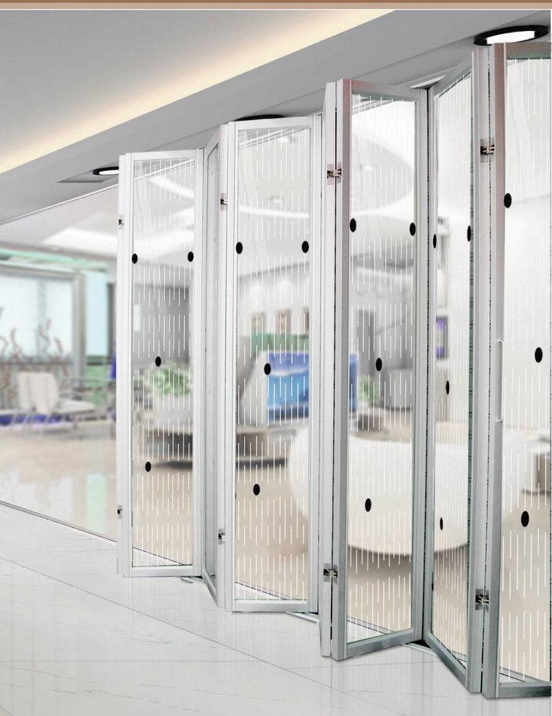 China aluminum folding door hn 202 china folding door for Aluminium folding doors