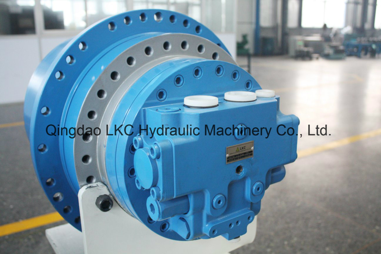 Crawler Excavator Drive Final for 3.5t~4.5t Excavator