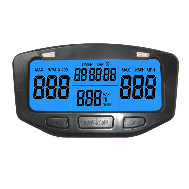 Laptimer 2000 >> China LCD Speedometer With Lap Timer (YB1001) - China Timer, Speedometer