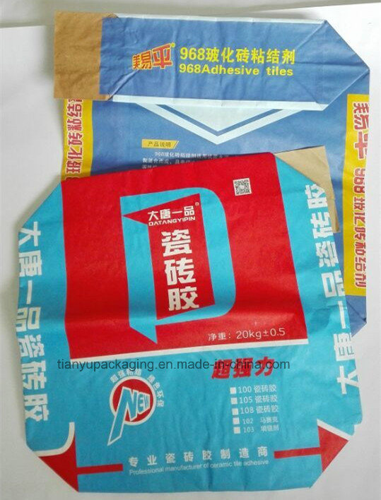 Customized Kraft Paper Cement Bag