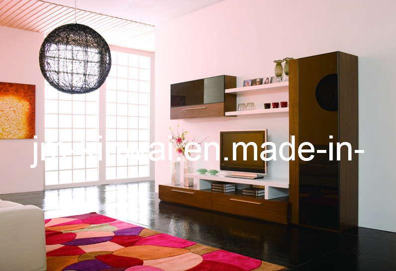 Walnut Veneer Furniture Walnut Veneer tv Unit Living