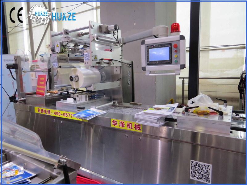 Automatic Stretch Vacuum Packaging Machine, Automatic Food Packaging Machine